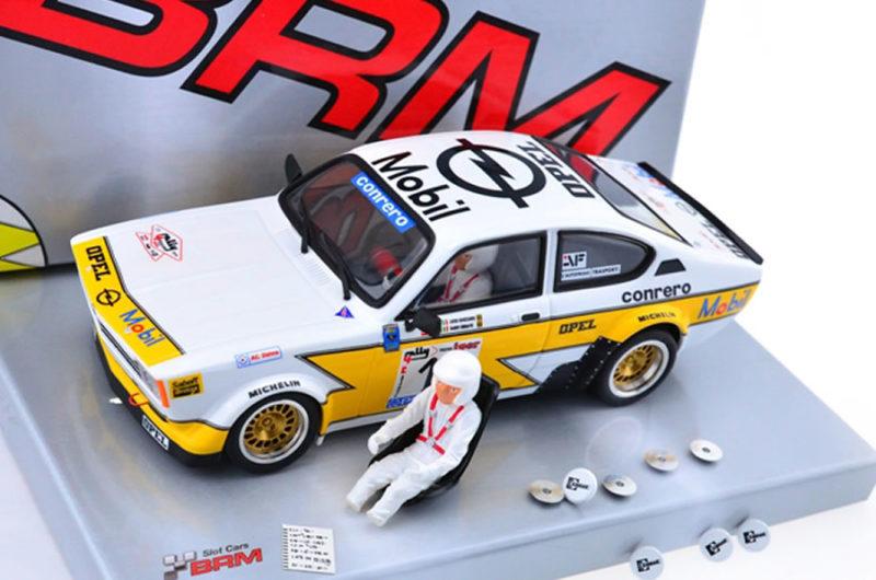 BRM: les deux Opel Kadett GTE arrivent sur les circuits