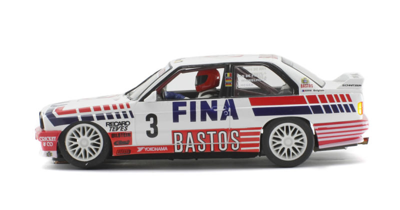 Fly Slot – BMW Fina Bastos- #3 - F-A2023
