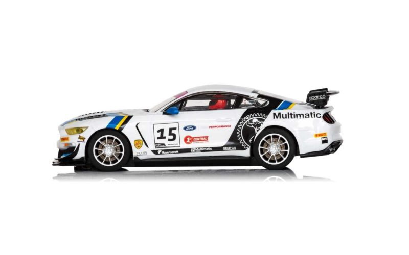 Ford Mustang GT4 - British GT 2019 - Multimatic Motorsports - C4173