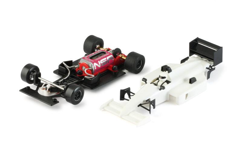 Formula 86/89 - Kit blanc avec mécanique