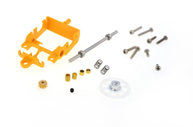 Frankenslot des kits support moteur pour voitures Carrera 124