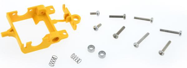 Frankenslot: des kits support moteur pour voitures Carrera 124