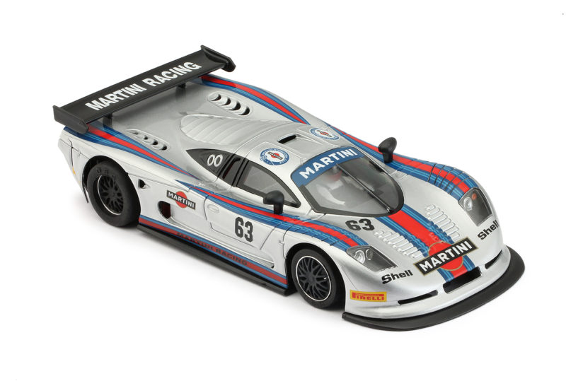 Mosler MT 900 R – Martini grey #63