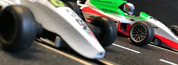 National Racers 3d la NR3D Formula F en impression 3D