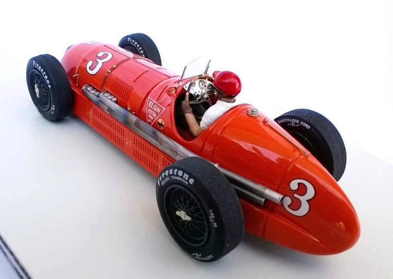 Ostorero la Maserati 8CTF - Indianapolis 500 - 1941 Mauri Rose