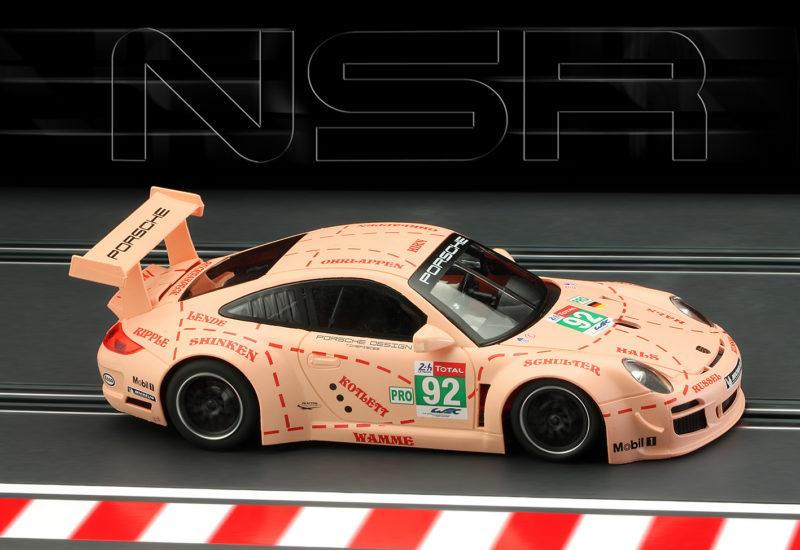Porsche 997 - winner PRO 24h Le Mans 2018 - #92 livery