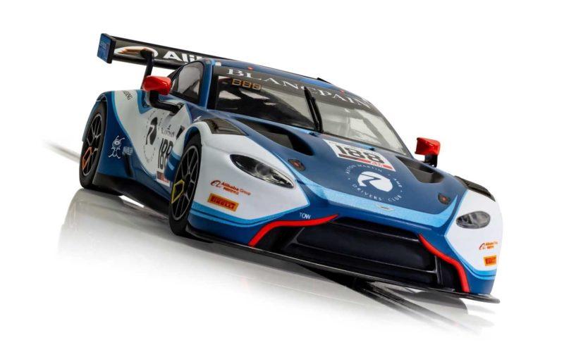 Scalextric  l'Aston Martin Vantage GT3 - Garage 59 – 2019 – C4100