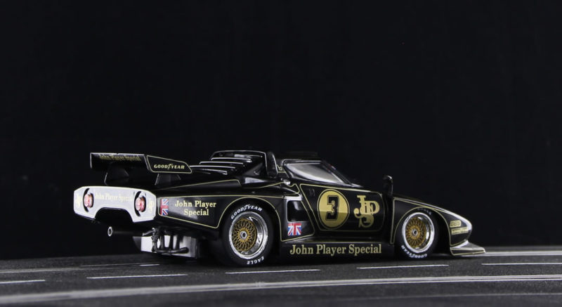 Sideways: la Lancia Stratos Gr5 - JPS Limited Edition