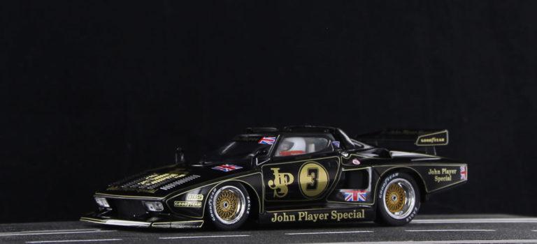 Sideways: la Lancia Stratos Gr5 – JPS Limited Edition