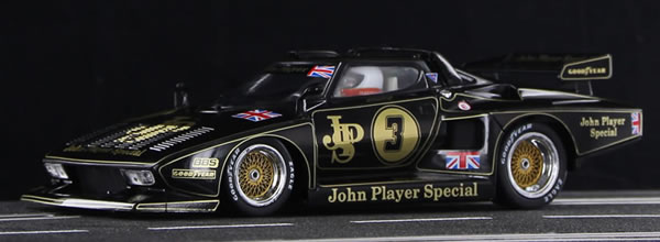 Sideways la Lancia Stratos Gr5 - JPS Limited Edition
