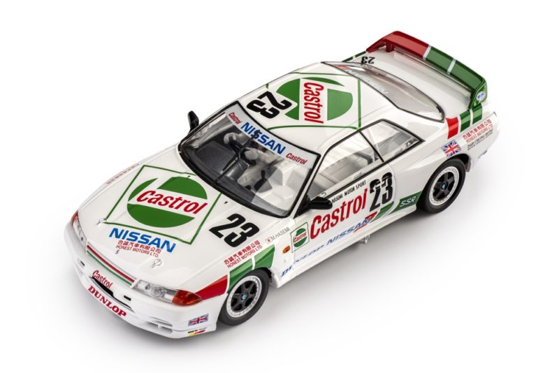 Slot.it - Nissan Skyline GT-R n.23 1st Macau 1990 CA47a