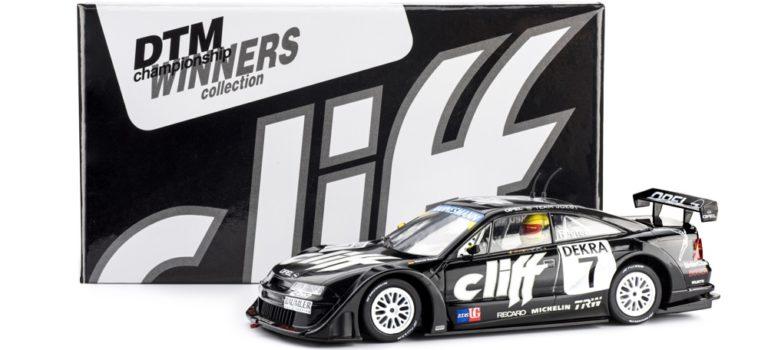 Slot.it: L'Opel Calibra V6 DTM/ITC – Cliff – #7 Winner 1996