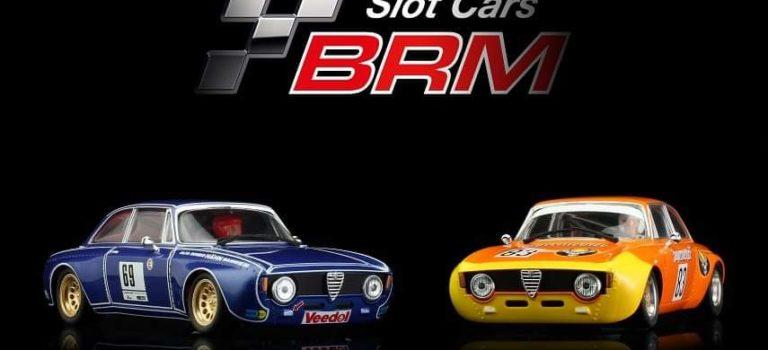 BRM: Deux nouvelles décorations pour l'Alfa GTA 1300