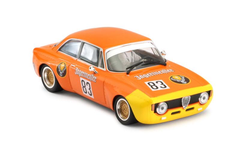 BRM111 ALFA GTA - Jagermeister #83 - DRM 1972 Rainer Maschke