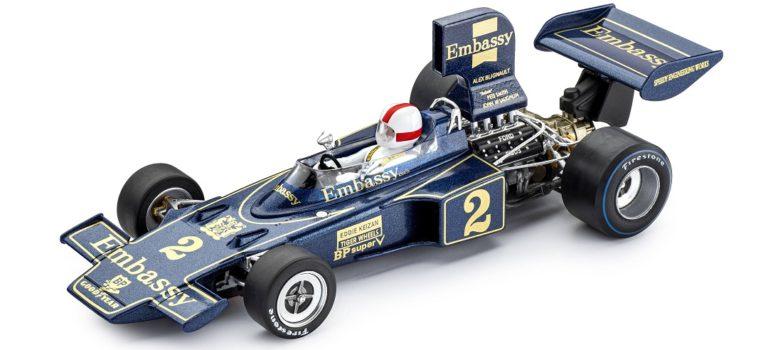 Policar: les photos de la Lotus 72E – Championnat d'Afrique du Sud 1975 – CAR02f