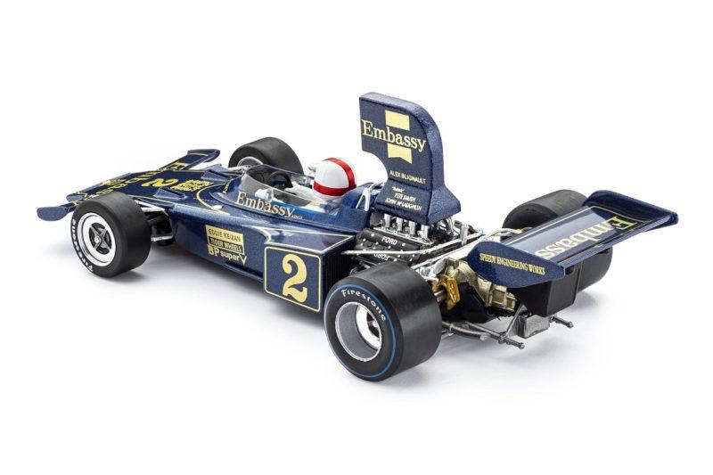Policar: les photos de la Lotus 72E - Championnat d'Afrique du Sud 1975 - CAR02f