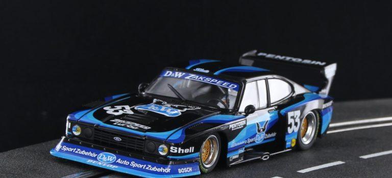 Sideways: la Ford Capri Zakspeed Gr.5 Championnat DRM 1980