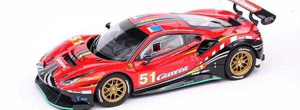 "Carrera: La Ferrari 488 Evo GT3 n°51 - ELMS 2020 ""Carrera"""