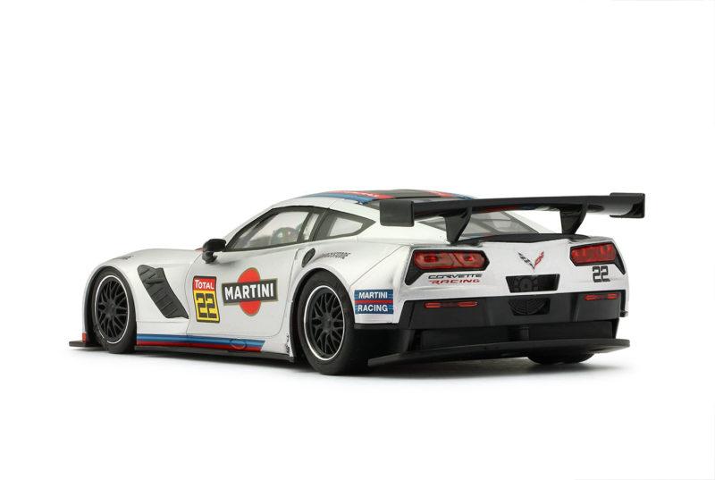 Corvette C7R - Martini Racing #22 - Grey