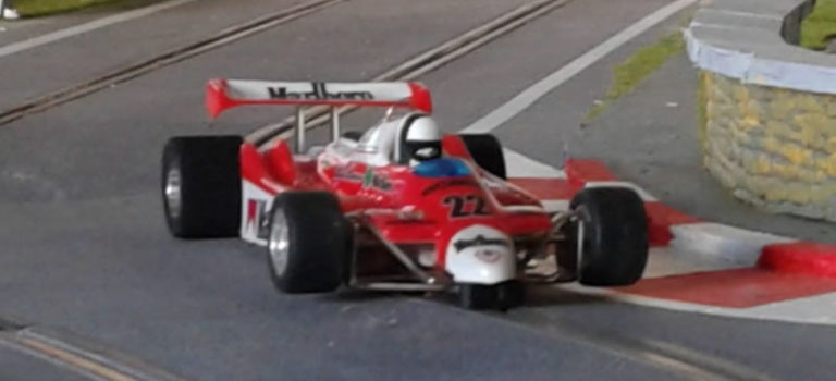 Nonno Slot: des F1 «Lexan for racers» pour les clubs