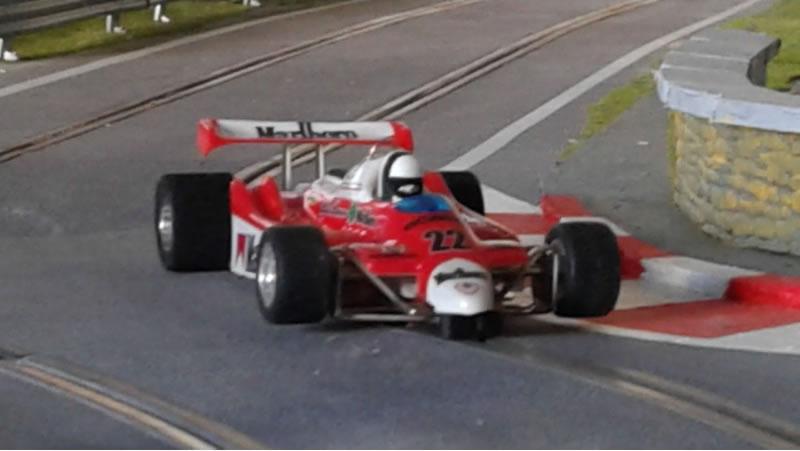 F1 Alfa Romeo 179 - 1980