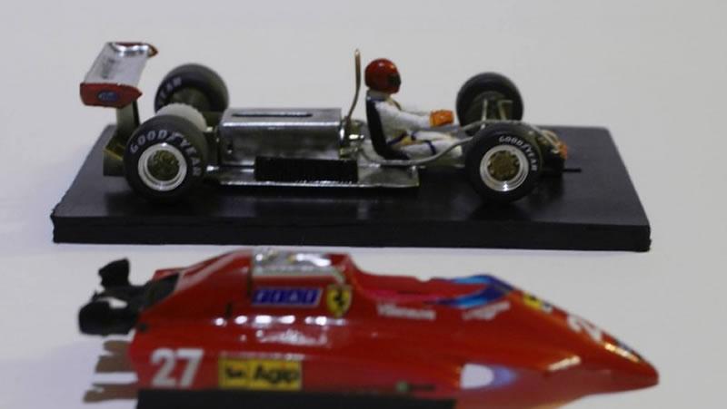 F1 - Lexan for Racers - Nonno Slot