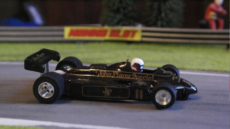 F1 Lotus 91 - 1982
