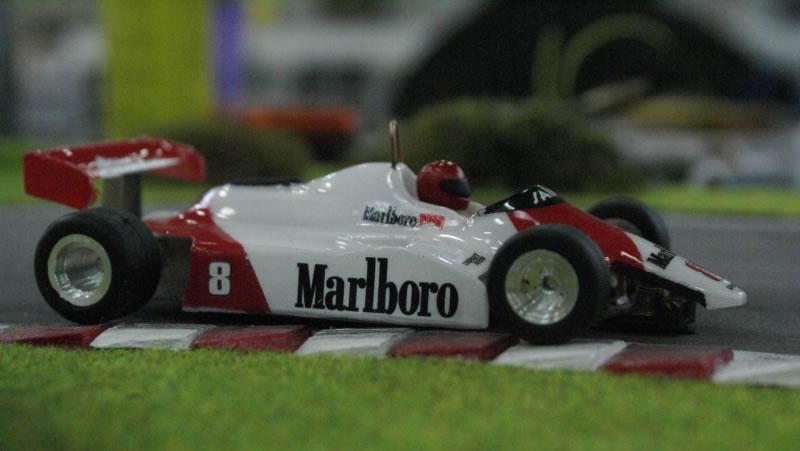 F1 McLaren MP4 - 1982