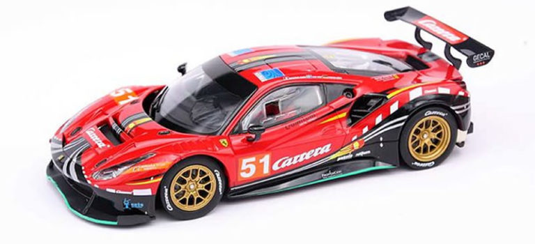 Carrera: La Ferrari 488 Evo GT3 n°51 – ELMS 2020 «Carrera»