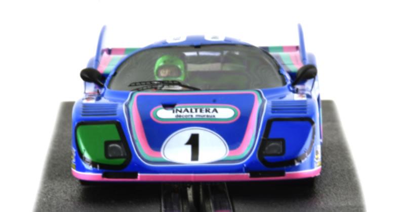 Inaltera #1 24 Heures du Mans 1976. Henri Pescarolo & Jean-Pierre Beltoise
