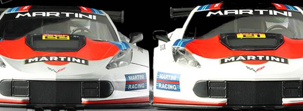 NSR: Deux Corvette C7R aux couleurs de Martini Racing
