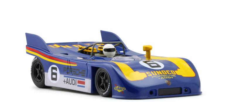 NSR: la Porsche 908/3 Sunoco #6 arrive sur les pistes de slot