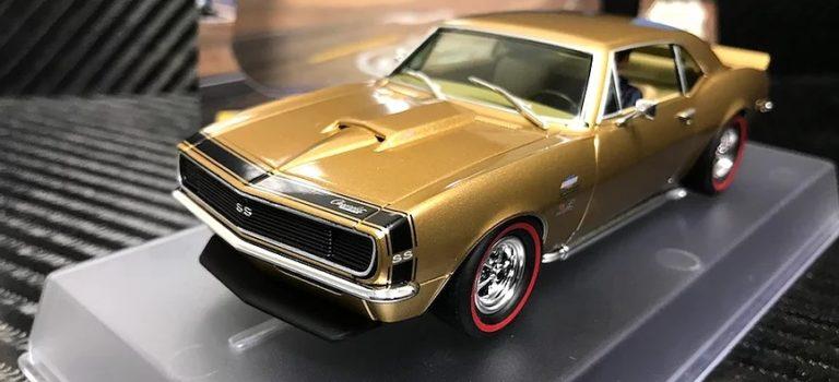 """Pioneer Slot: deux nouvelles Chevy Camaro dans la catégorie """"Route 66"""""""