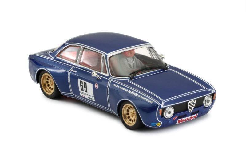 RM112: ALFA GTA #69 - Restyling Hockenheim 1973 - Bernd Fischer