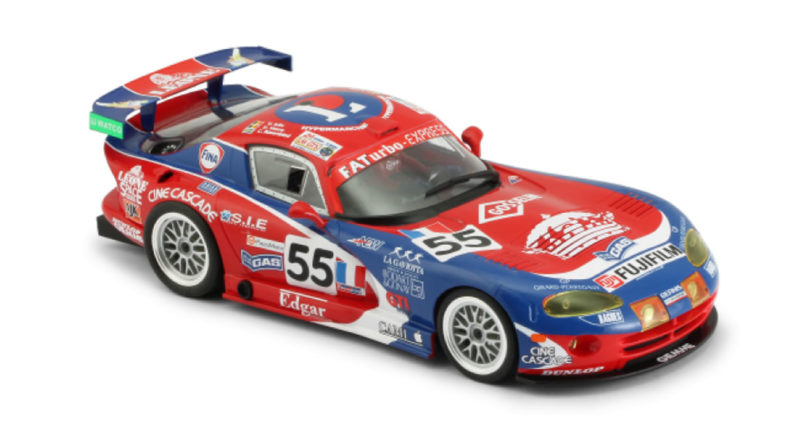 RevoSlot Dodge Viper GTS-R No.55 Le Mans 2001 Ref: RS0076