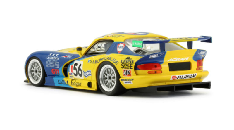 RevoSlot Dodge Viper GTS-R No.56 Le Mans 2001 Ref: RS0077
