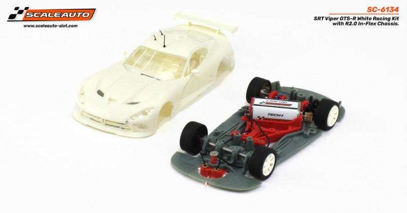 SRT Viper GTS Kit Blanc R2.0 SC-6134