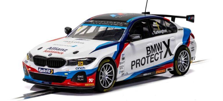 Scalextric: la BMW 330I M-Sport – BTCC 2019 – Colin Turkington C4188