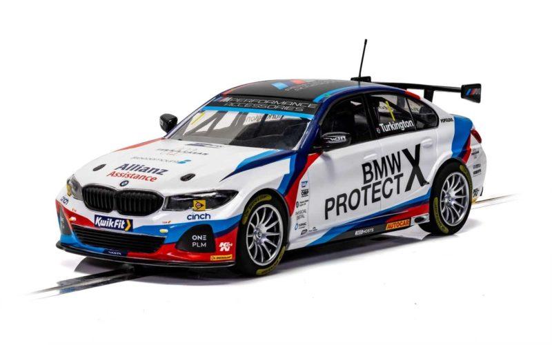 Scalextric la BMW 330I M-Sport - BTCC 2019 - Colin Turkington C4188