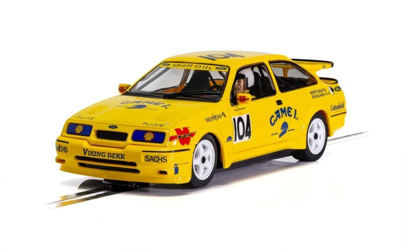 Scalextric la Ford Sierra RS500 - 'Came 1st' ref C4155