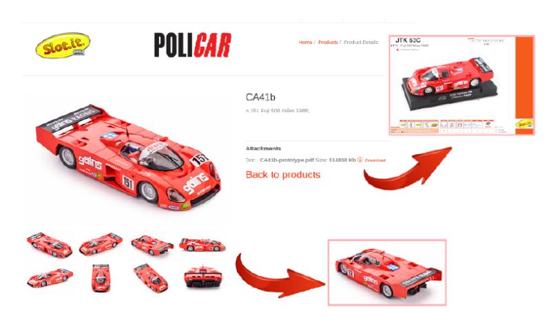 Slot.it & Policar le catalogue 2021 est en ligne (2)