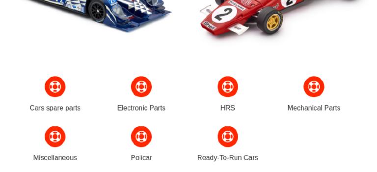Slot.it & Policar: le catalogue 2021 est en ligne