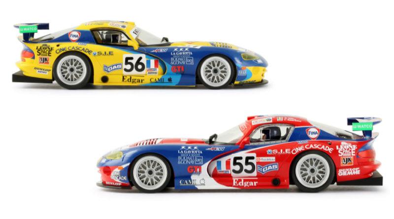 Team Belmondo Racing le Mans 2001