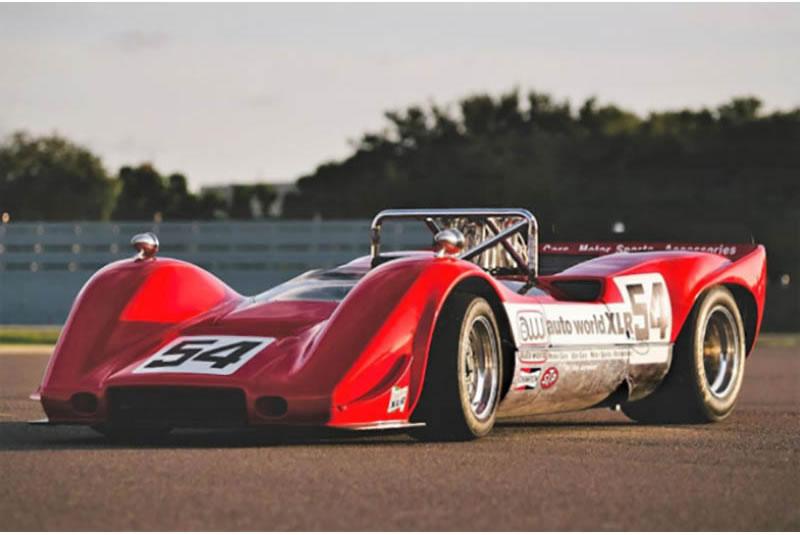 Thunder Slot McLaren M6B #54 Can-Am 1969 - Mosport 1969 - Ref - CA00304