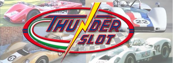 Thunder Slot les prochaines livrées des McLaren M6B et Elva Mk1