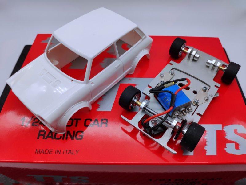Kit blanc TTS K 034