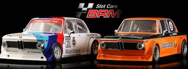 BRM: Une vidéo pour la sortie de la BMW 2002ti