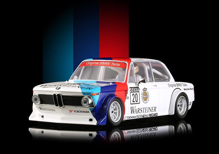BRM115 – BMW 2002 Ti –Warsteiner #20