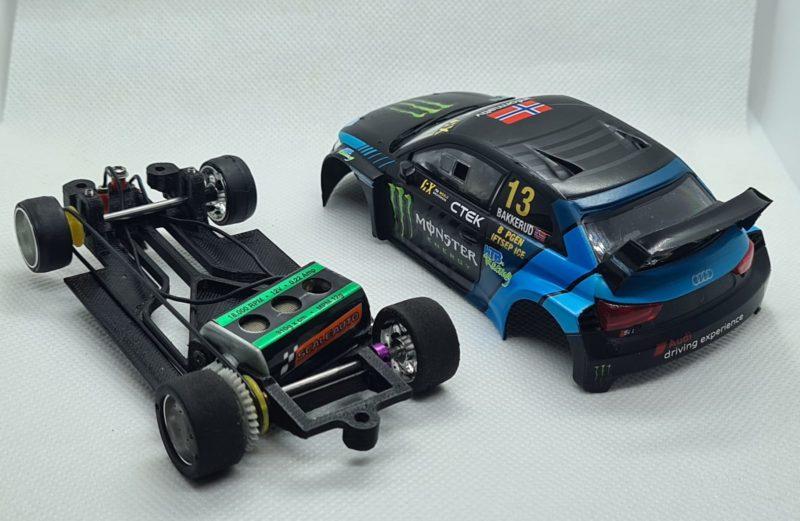 Chassis 3d - CC slot 3d - Audi S1 WRX de SCX