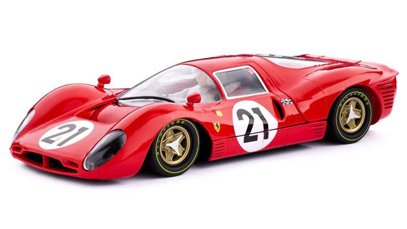 Ferrari 330 P4 Le Mans 1967 - Policar